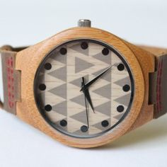 Eco Bamboo wooden watch