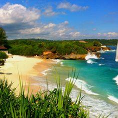 Dream beach, Bali