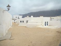 Isla de La Graciosa, Lanzarote, Islas Canarias