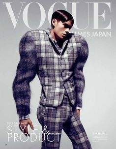 Vogue Hommes Japan FW 2012