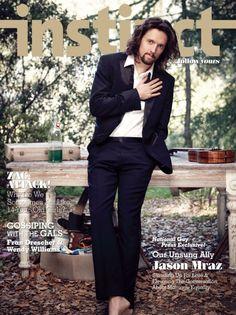 Jason Mraz: He suits me.