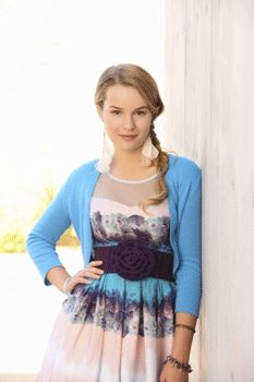 Bridget Mendler -- She's so cute, and so is her outfit! Love! <3
