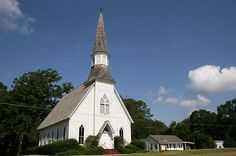 First United Methodist Church, Shelbyville, Tx by Exquisitely Bored in Nacogdoches, via Flickr