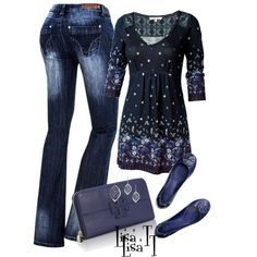 """""""Body Central Jeans"""" by lkthompson on Polyvore"""