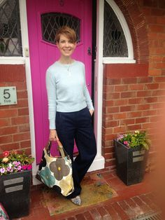 Style Guile: How to style wide legged trousers - and what to do...