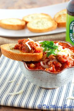 Pizza Dip | 18 Easy Party Dips You Can Make In A Slow Cooker