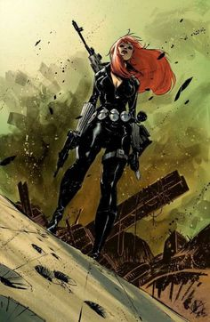 Black Widow (Natasha Romonoff) - Agentin von Shield by Marvel on Taringa - Marvel Vs, Black Widow Marvel, Marvel Comics Art, Marvel Girls, Comics Girls, Marvel Heroes, Captain Marvel, Comic Book Characters, Marvel Characters