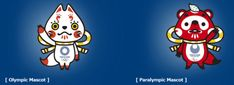 The Tokyo 2020 Olympic Mascot Candidates Unveiled Olympic Mascots, 2020 Olympics, Tokyo 2020, Disney Characters, Fictional Characters, Creatures, Spoon, Overhead Press, Spoons