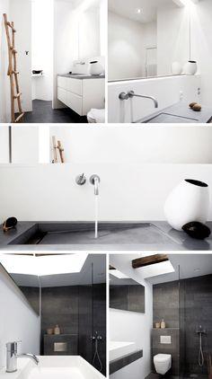 #modern #nordic #bathroom