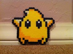 Perler Beads - Luma from Super Mario Galaxy by Sophia S.