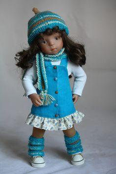 """""""Утепляйся!"""" - коллекция одежды для Minouche / Одежда для кукол / Шопик. Продать купить куклу / Бэйбики. Куклы фото. Одежда для кукол"""