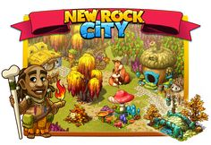 New Rock City: First day of Autumn First Day Of Autumn, Paradise City, Prehistoric, Create Yourself, Comic Books, Rock, Comics, Art, Craft Art