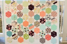 Hyacinth Quilt Designs: Juggle