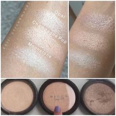 Becca Champagne Pop highlighter collaboration with Jaclyn Hill