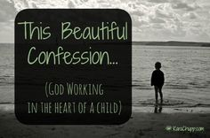 How do you know if your child truly knows Christ?