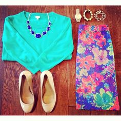 love this outfit! via @Amanda Snelson