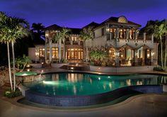 Naples, Florida – Port Royal. List Price: $10,950,000