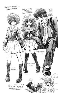 akatsuki no yona ( yona of the dawn ) chapter 26 page 3