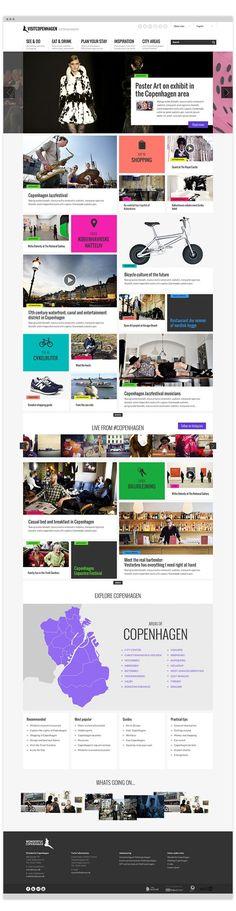 Web design inspiration | #1117 Modern Web Design Trends Repiin via http://rmichaeldavies.com