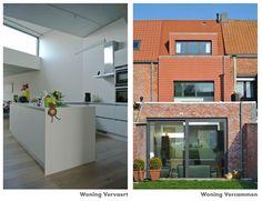 smal huis renovatie - Google zoeken Garage Doors, Shed, Outdoor Structures, Outdoor Decor, Furniture, Houses, Home Decor, City, Google