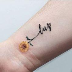 12 Ideas lindísimas para tatuarte una flor