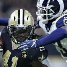 Looking for the best bets for NFL divisional round games? We have divisional odds, lines, and Rams vs. Saints betting prediction from our NFL expert Nfl Football, Football Helmets, Nfl Betting, Saints Vs, Conference