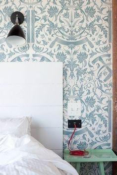 Wythe Hotel bedroom inspiration