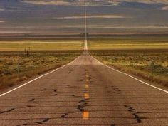 U.S. Route 50 - Known as America's most lonely road.