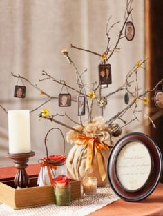 Wedding Magazine - Reception idea: the wedding family tree Hindu Wedding Ceremony, Tree Wedding, Fall Wedding, Our Wedding, Wedding Songs, Wedding Stuff, Wedding Remembrance, Wedding Memorial, Tree Decorations