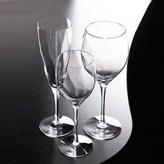 Chateau Weinglas 200 ml, Klar - Bertil Vallien - Kosta Boda - RoyalDesign.de