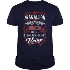 I Love  MAGALLON, MAGALLON T Shirt, MAGALLON Name T shirts