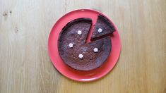 Pinky Cake, Gâteau au Chocolat Intense - sans sucre ni beurre #cake #chocolatecake #gateauauchocolat #healthy #sain #nobutternosugar #sanssucre #sansbeurre #nosugar #nobutter #chocolat