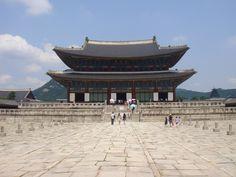 Soeul, Korea - Gyeongbokgung