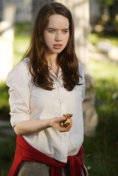 Anna Popplewell as Susan Pevensie - The Chronicles of Narnia Prince Caspian