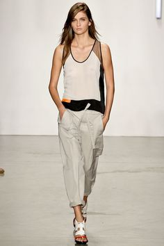 Helmut Lang Spring 2013 Ready-to-Wear Collection Photos - Vogue