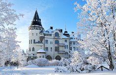 Imatra Finland, The Hotel Rantasipi