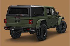 Jeep Suv, Jeep Cars, Jeep Truck, Truck Caps, Future Trucks, Gmc Canyon, Jeep Gladiator, Toyota Tacoma, Beach Trip