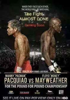 Pacquiao vs. Mayweather