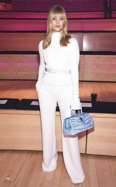 Rosie Huntington-Whiteley in Brandon Waxwell - click through to shop her look for cheap!