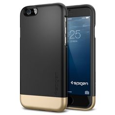 iPhone 6 Case Style Armor (4.7) [Shimerry White]