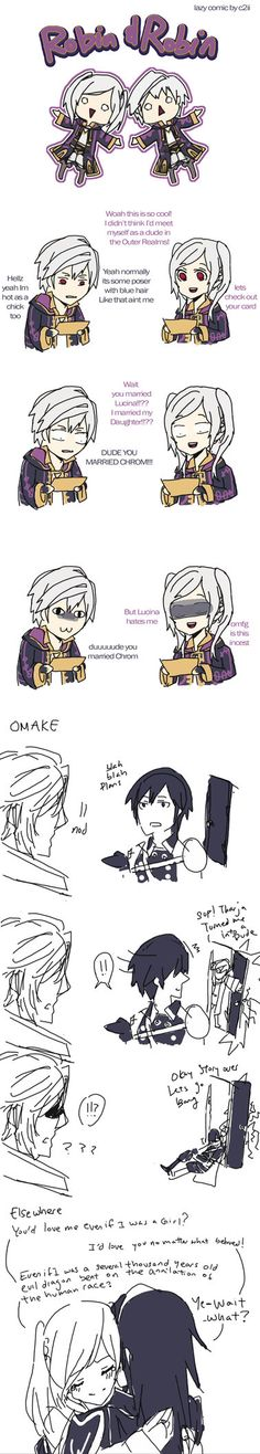 Robin Meets Robin by C2ii