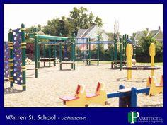 Warren Street School in Johnstown, NY