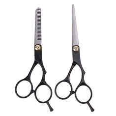 Scissors Tools Practical 6 Child Thin Hair Bangs Flat Cut Hair Scissor Cutting Teeth Household Hair Beauty Scissors Set Combination Tool 100% High Quality Materials