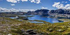 Du må være i god form for å gå på langtur i høyfjellet Norge. Norway, Bucket, Girly, God, Water, Outdoor, Lady Like, Dios, Water Water