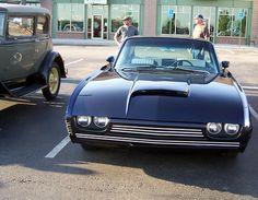 1962 Custom Ford Thunderbird Coupe