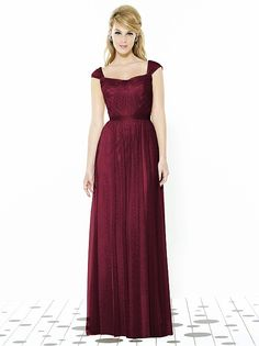 After Six Bridesmaids Style 6724 http://www.dessy.com/dresses/bridesmaid/6724/?color=burgundy&colorid=8#.VJTQFV4A4