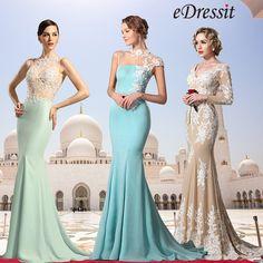 eDressit Mermaid Style Lace Elegant Evening Dresses Formal Prom Gown Shop: www.edressit.com