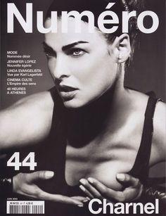 Cover - Best Cover Magazine  - Linda Evangelista   Best Cover Magazine :     – Picture :     – Description  Linda Evangelista  -Read More –