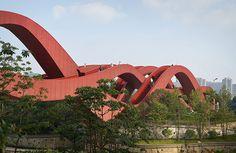 NEXT Architects finalizan el puente peatonal Lucky Knot de Changsha - Arquitectura Viva · Revistas de Arquitectura