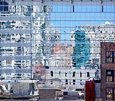Arte y Arquitectura: ciudades reflejadas desde la materialidad arquitectónica por Andrea y Rob Stone,© Stone Photography